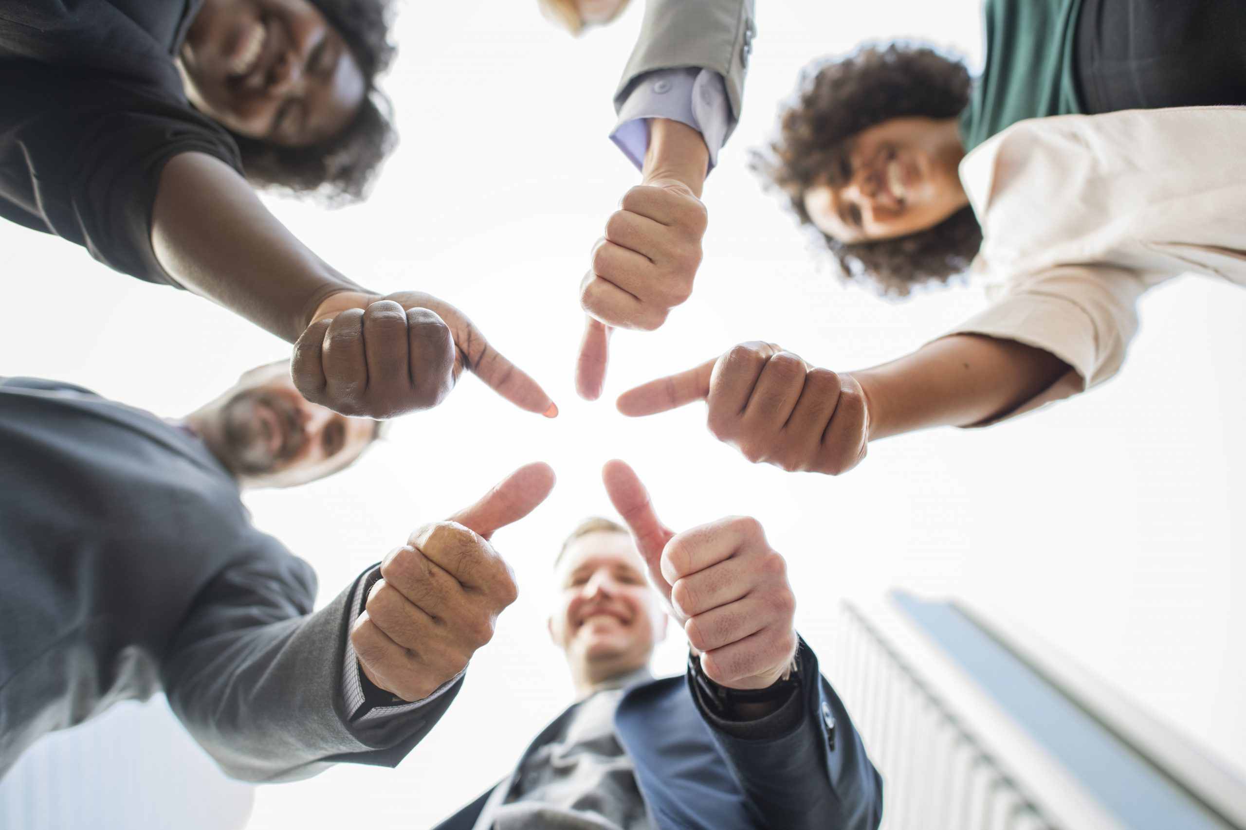 beneficios y objetivos del team building